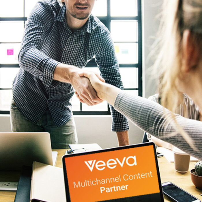 Bluegrass invests in Veeva partnership